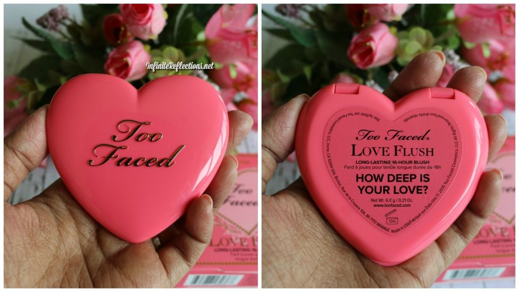 Too Faced Love Flush Blush How Deep is Your Love