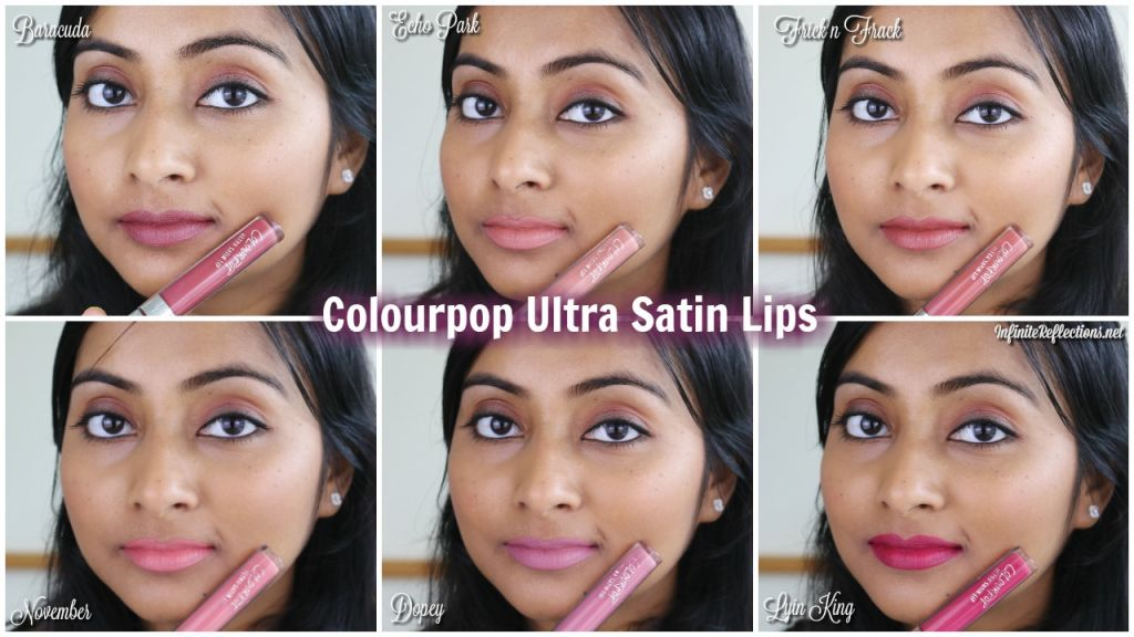 Coloupop Ultra Satin Lips
