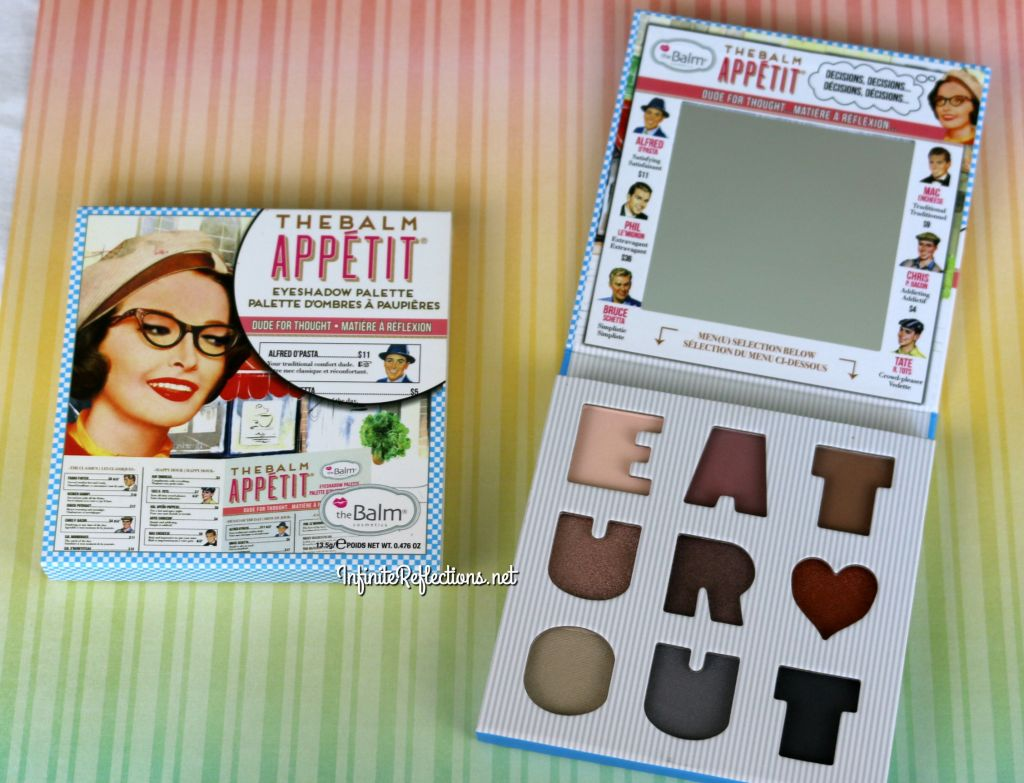 the balm appetit palette