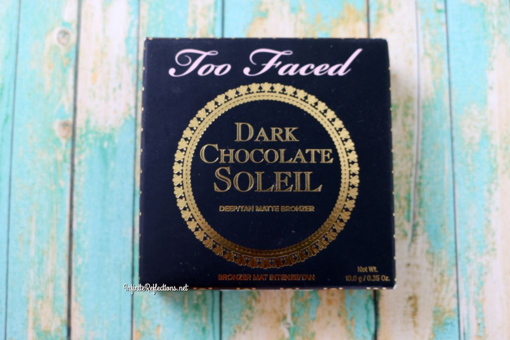 too faced dark chocolate soleil