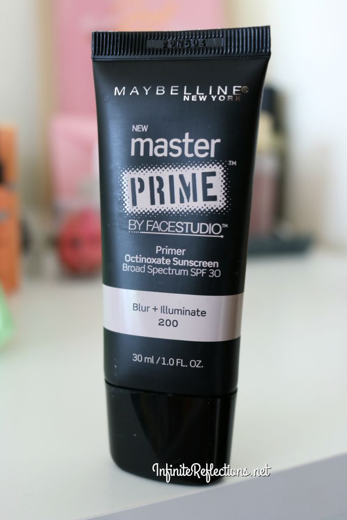 maybelline master prime primer