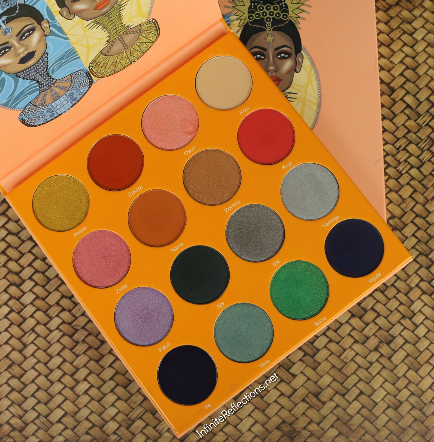The Magic By Juvia S Palette Review Swatches