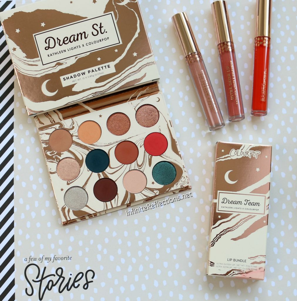 colourpop kathleenlights dream