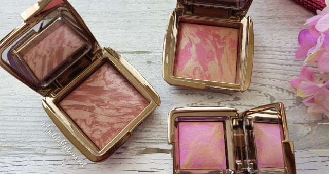 hourglass ambient lighting blush tan