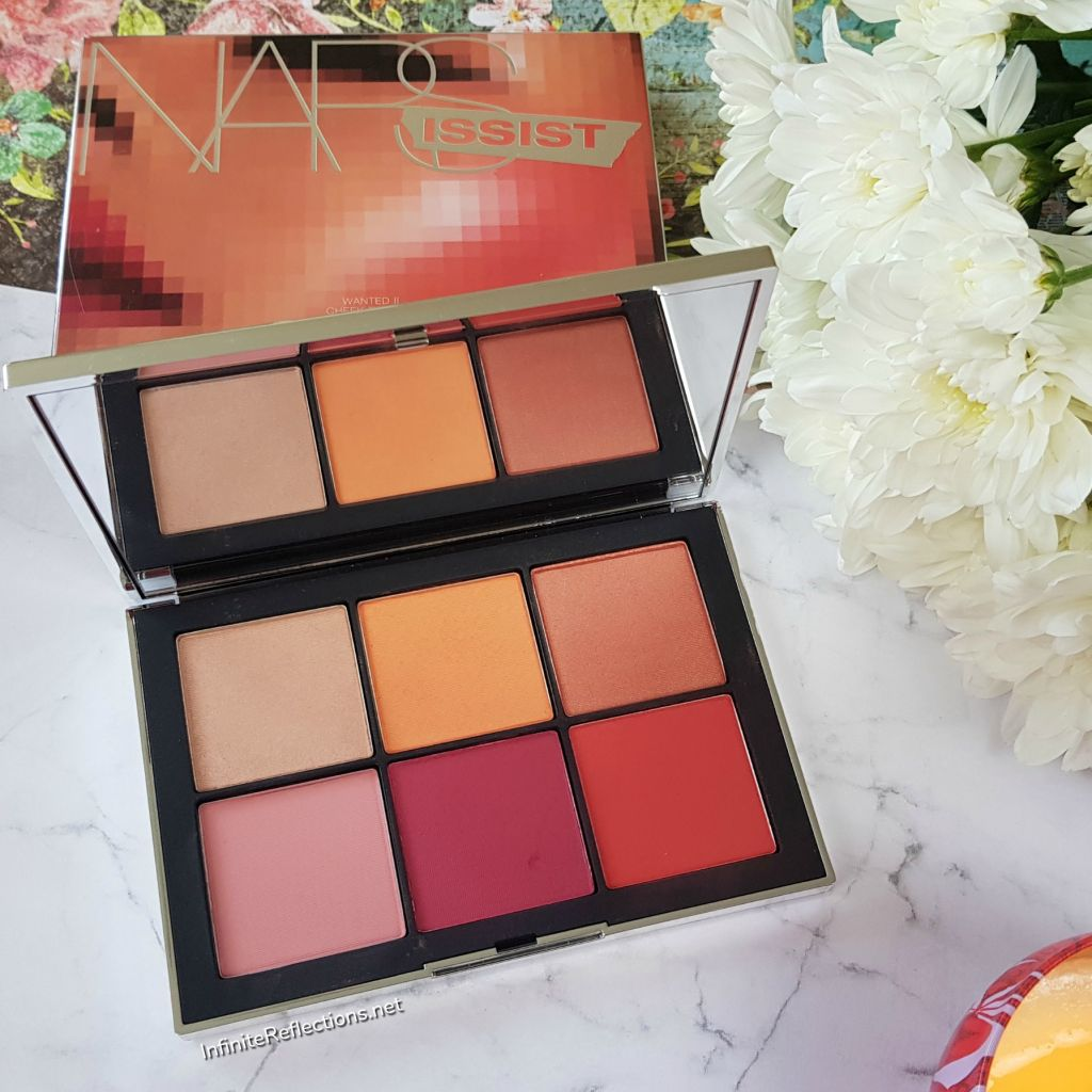 narsissist wanted cheek palette 2 ii