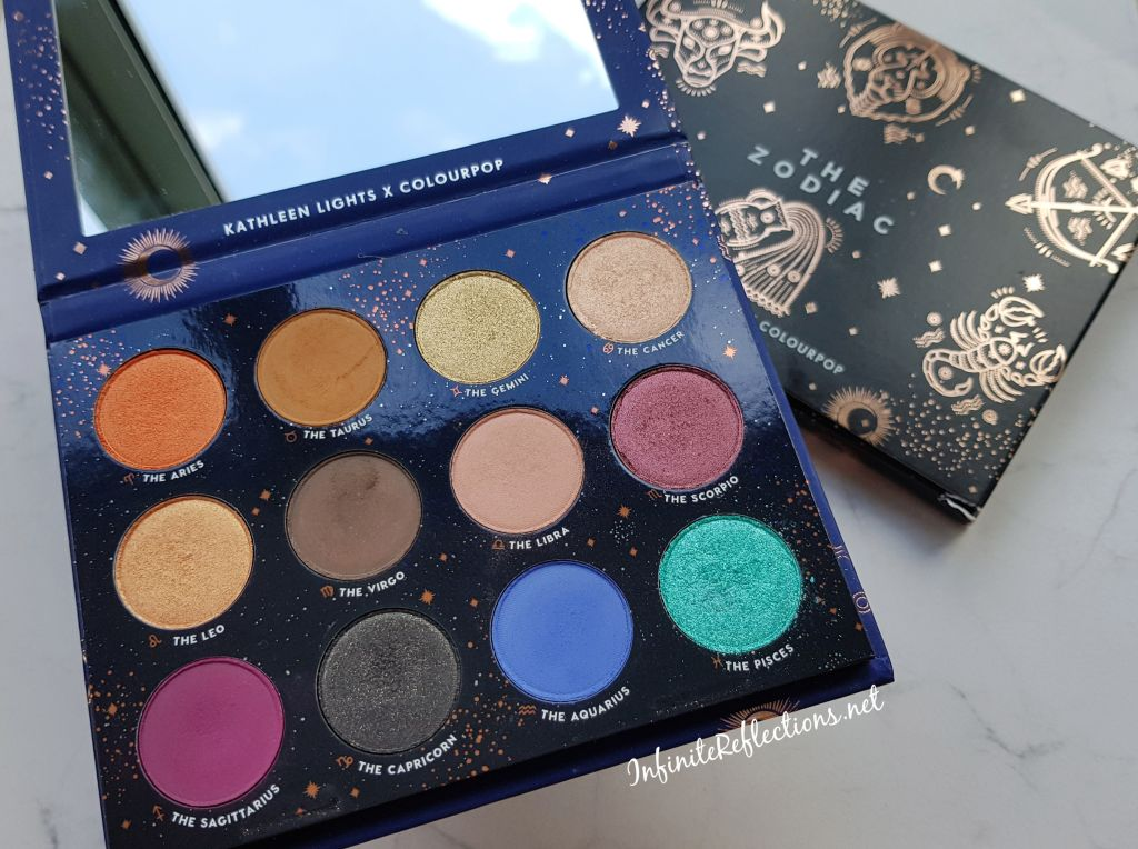 colourpop kathleen lights zodiac