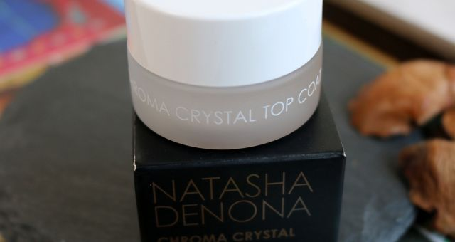 natasha denona chrome crystal