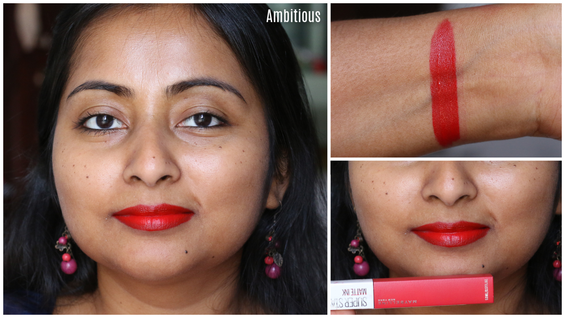 maybelline superstay ambitious