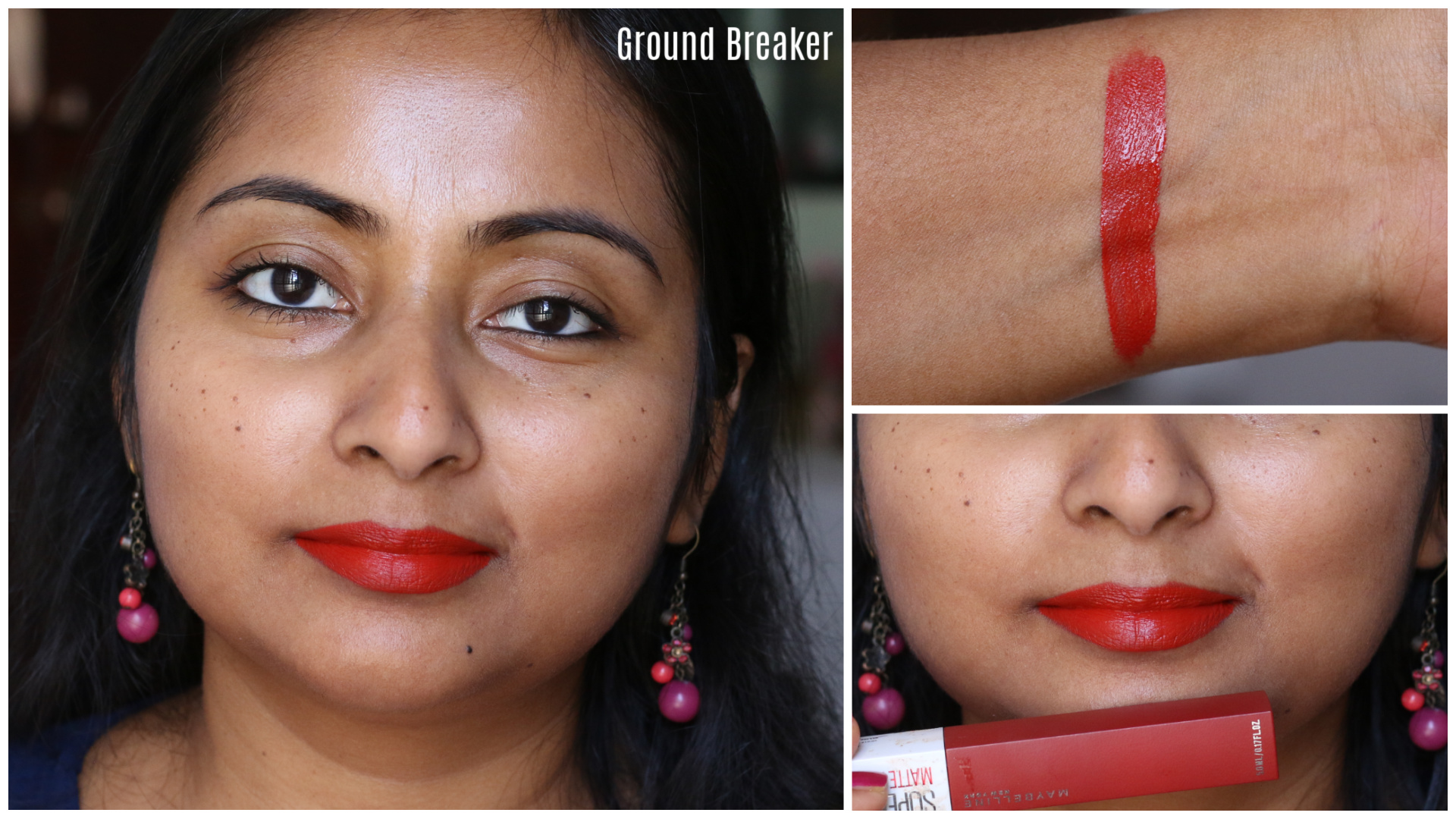 maybelline superstay ground breaker