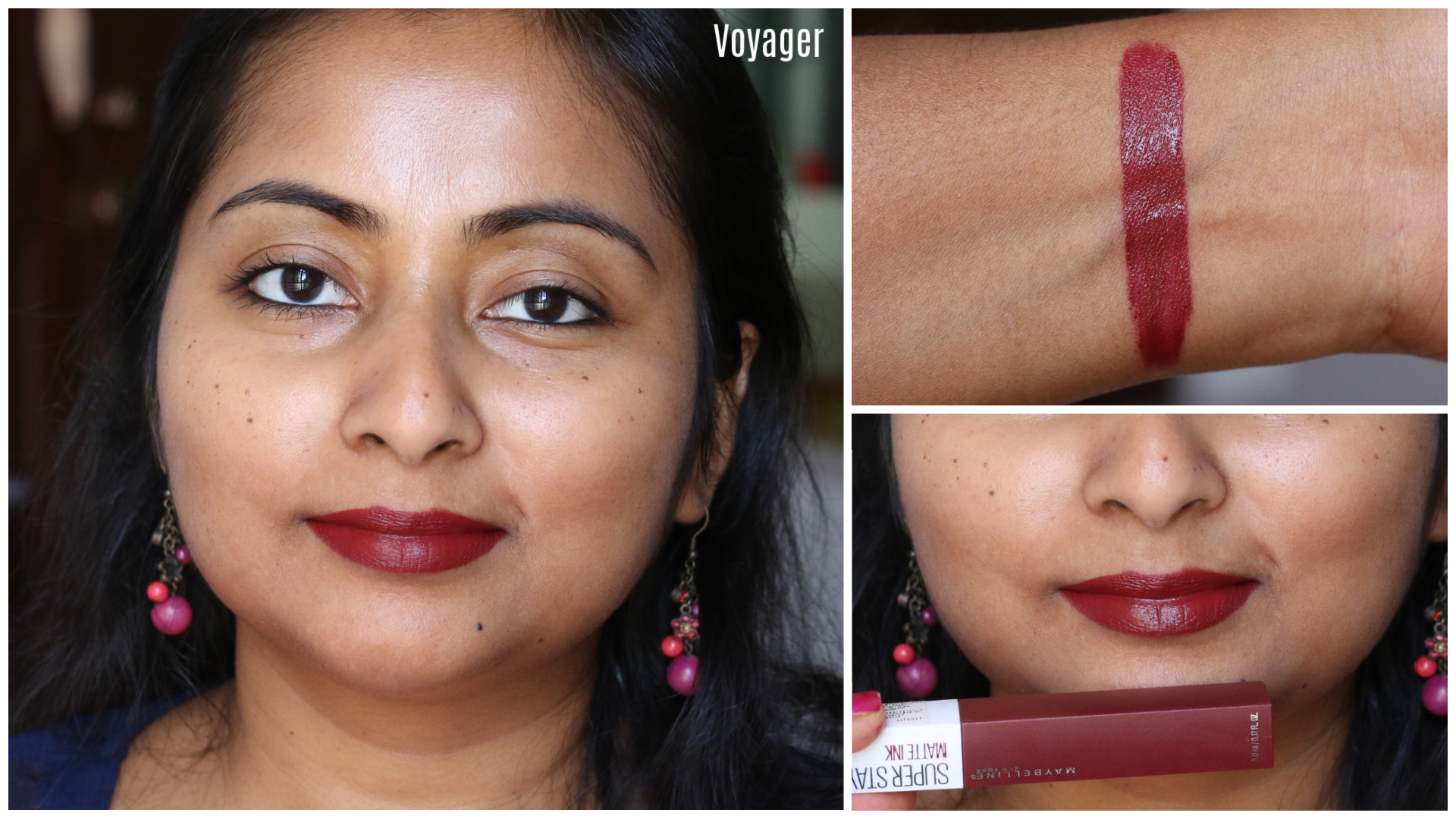 maybelline superstay voyager