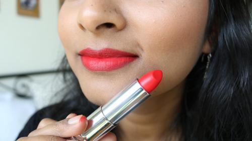 Maybelline Loaded Bolds - Sunny Coral - Closeup