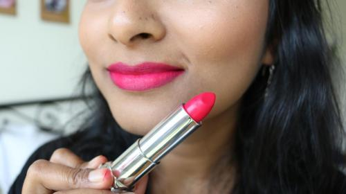 Maybelline Loaded Bolds - Raspberry Rendevouz - Closeup