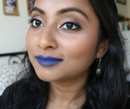 Maybelline Loaded Bolds - Audacious Blue