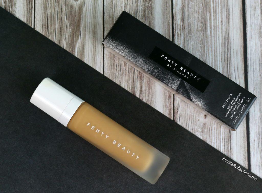 Fenty Beauty Pro Filt R Soft Matte Longwear Foundation