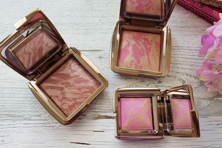 hourglass ambient lighting blush tan