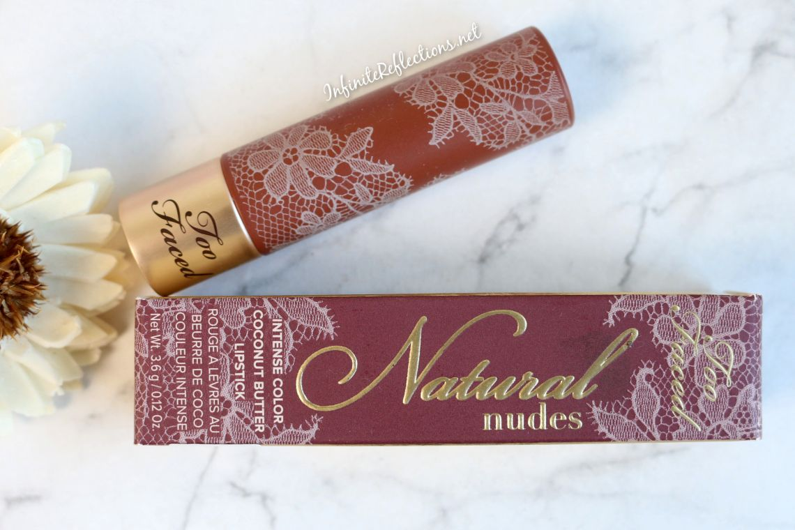 too faced natural nudes girl code