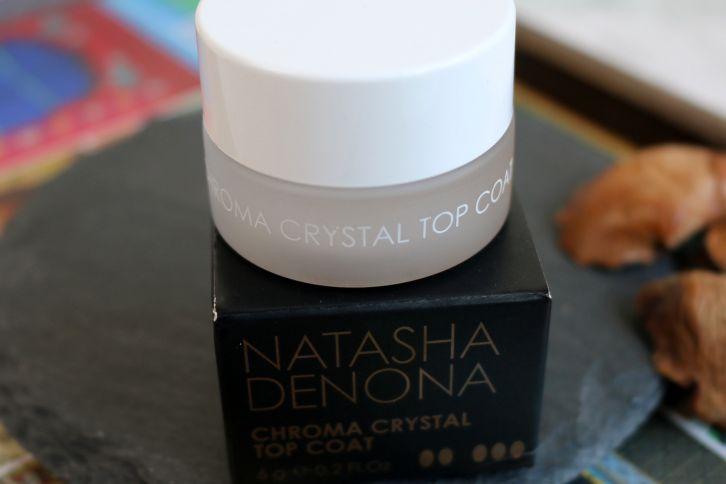 natasha denona chrome crystal
